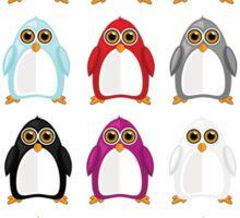 Penguin Variety (2) Sticker