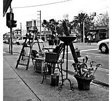 St. Kilda streetscape Photographic Print