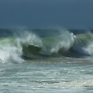 Cyclone Swell..... Austinmer Beach by BK Photography