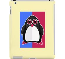Penguin - Retro iPad Case/Skin