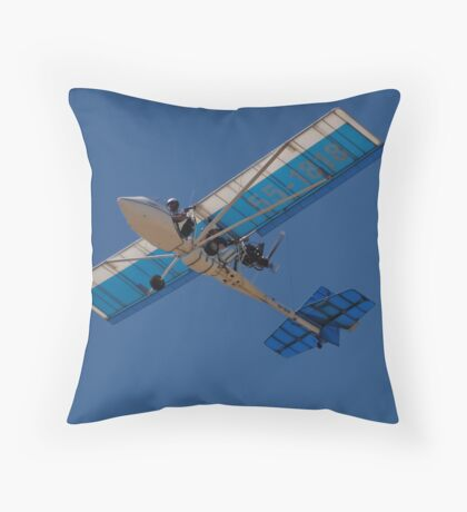 Drifter Away... Throw Pillow