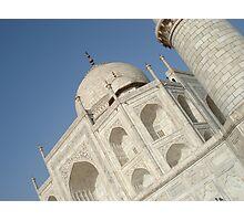 Taj Mahal - Agra Photographic Print