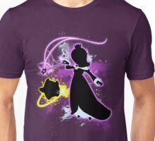 Super Smash Bros. Violet/Purple Rosalina Silhouette Unisex T-Shirt