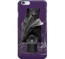Saturn bat iPhone Case/Skin