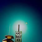 GAS BAIT ICE BEER by ArtbyDigman