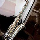 Saxophone Magic by Mag Huybreghs