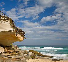 Tamarama Beach, Sydney, Australia by meelin