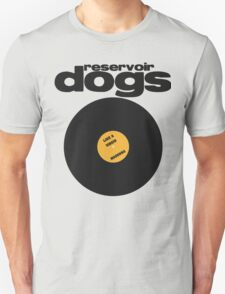 Reservoir Dogs Minimal Unisex T-Shirt
