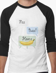 Cabin Pressure - have a banana Men's Baseball ¾ T-Shirt