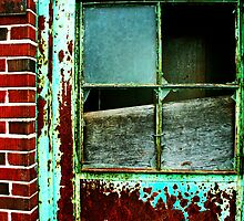 the door to nowhere by Lynne Prestebak
