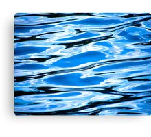 Oceanskin cell Canvas Print