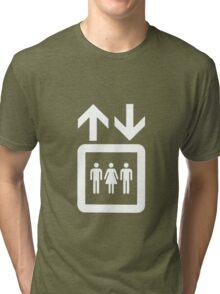 Elevator Tri-blend T-Shirt