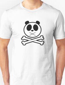 Panda Cross Bone T-Shirt