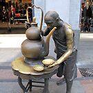 Street Sculpture  by Susan Moss
