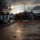 The Village Square by GerryMac