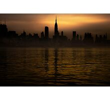 Empire Morning Photographic Print