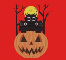 Jack O lantern & Owls Kids Clothes