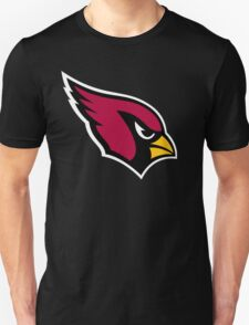 Arizona Cardinals logo 3 Unisex T-Shirt