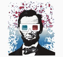 Abraham Lincoln - 3D Kids Clothes