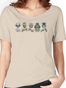 Monster Squad Women's Relaxed Fit T-Shirt