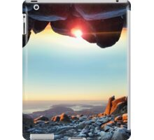 Window to the Sky iPad Case/Skin