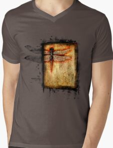 dragonfly paradox Mens V-Neck T-Shirt