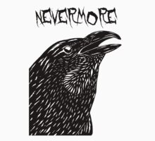 Nevermore One Piece - Long Sleeve