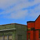 """ Brick Art ""  # 1 urban series by canonman99"