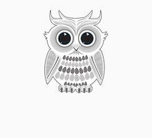 White Owl - Grey T-Shirt