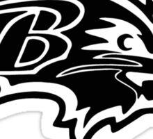 Baltimore Ravens logo 5 Sticker