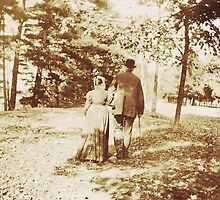 An Ode To Love Everlasting ~ c. 1900 by artwhiz47