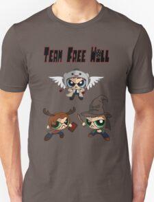 Powerpuff Team Free Will T-Shirt