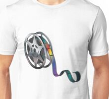 Movie Reel Icon 2 Unisex T-Shirt