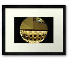 American Natural History Museum Framed Print