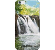 Kipu Falls iPhone Case/Skin