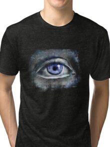Walls Have Eyes: The t-shirt Tri-blend T-Shirt