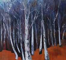 Birches II, Glossop Road by Cath  Dunn