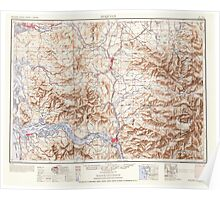 USGS Topo Map Washington Hoquiam 239705 1953 250000 Poster