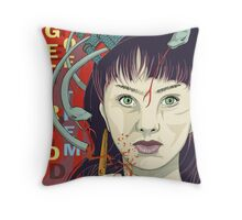 Your demons: Get rid of them Throw Pillow