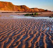 Moonrise - Sandymouth, North Cornwall, England by Craig Joiner