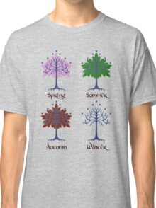 Tree of Gondor - Seasons Classic T-Shirt