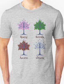 Tree of Gondor - Seasons T-Shirt