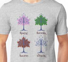 Tree of Gondor - Seasons Unisex T-Shirt