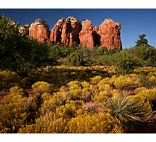 Sedona Coffee Pot Photographic Print