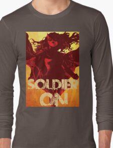 IwillSoldierON Long Sleeve T-Shirt