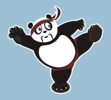 Martial Arts Panda 2 Kids Tee