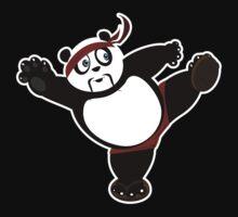 Martial Arts Panda 2 One Piece - Short Sleeve