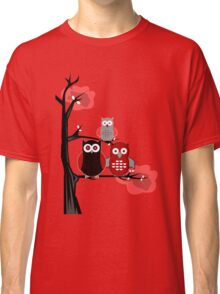 Red Owls Classic T-Shirt