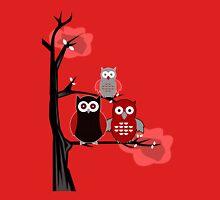 Red Owls T-Shirt