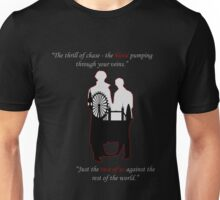Sherlock S3 shirt - Just the two of us Unisex T-Shirt